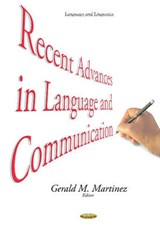 Recent Advances in Language and Communication |  |