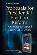 Proposals for Presidential Election Reform | auteur onbekend |