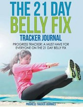 The 21 Day Belly Fix Tracker Journal