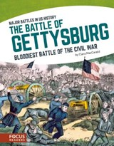 The Battle of Gettysburg | Clara Maccarald |