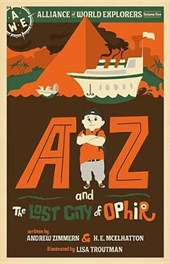 Az and the Lost City of Ophir