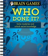 Brain Games Who Done It |  |