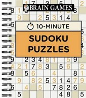 Brain Games 10 Minute Sudoku Puzzles |  |