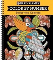 Color by Number Orange