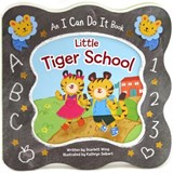 Little Tiger School | Scarlett Wing |