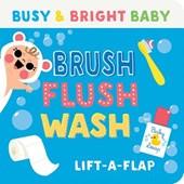 Brush, Flush, Wash