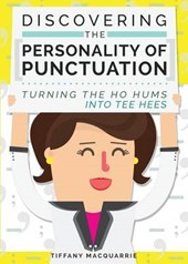 Discovering the Personality of Punctuation
