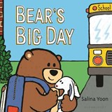 Bear's Big Day | Salina Yoon |