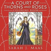 A Court of Thorns and Roses Coloring Book | Sarah J. Maas |