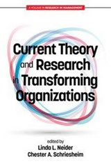 Current Theory and Research in Transforming Organizations | auteur onbekend |