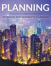 Planning Notebook with Reference Calendars