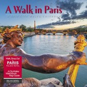 A Walk in Paris 2018 Wall Calendar | Willow Creek Press |