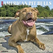 Just American Pit Bulls 2018 Calendar
