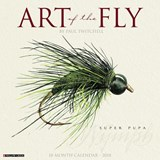 Art of the Fly 2018 Calendar | Paul Twitchell |