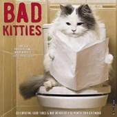 Bad Kitties 2018 Calendar