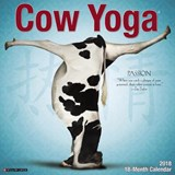 Cow Yoga 2018 Calendar | Willow Creek Press |