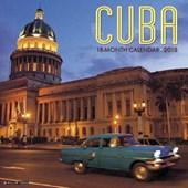 Cuba 2018 Wall Calendar