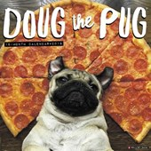 Doug the Pug 2018 Wall Calendar (Dog Breed Calendar) |  |