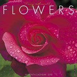 Flowers 2018 Wall Calendar | Willow Creek Press |