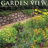 Garden View 2018 Wall Calendar