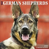 Just German Shepherds 2018 Wall Calendar (Dog Breed Calendar) | Willow Creek Press |