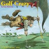 Golf Crazy 2018 Calendar