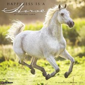 Happiness Is a Horse 2018 Wall Calendar | Willow Creek Press |