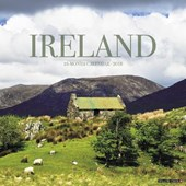 Ireland 2018 Wall Calendar