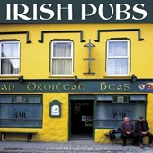 Irish Pubs 2018 Wall Calendar