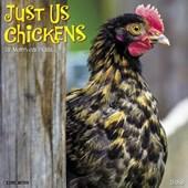 Just Us Chickens 2018 Calendar