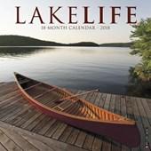 Lakelife 2018 Wall Calendar