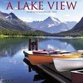 Lake View 2018 Wall Calendar