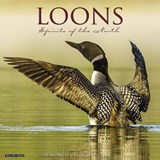 Loons 2018 Wall Calendar | Willow Creek Press |