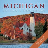 Michigan 2018 Wall Calendar
