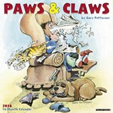 Gary Patterson's Paws & Claws 2018 Calendar | Not Available |