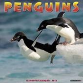 Penguins 2018 Calendar