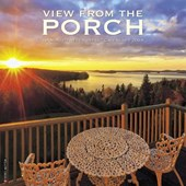 Porch View 2018 Wall Calendar