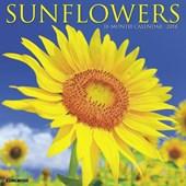 Sunflowers 2018 Wall Calendar