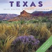 Texas 2018 Wall Calendar