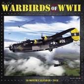 Warbirds of WWII 2018 Calendar