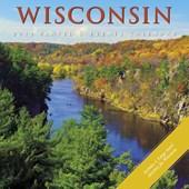 Wisconsin 2018 Wall Calendar