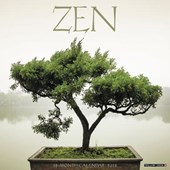 Zen 2018 Wall Calendar | Willow Creek Press |