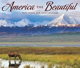 America the Beautiful 2018 Box Calendar | Willow Creek Press |