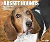 Just Basset Hounds 2018 Calendar