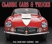 Classic Cars & Trucks 2018 Calendar