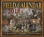 Field Calendar 2018 Calendar