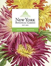 New York Botanical Garden 2018 Calendar