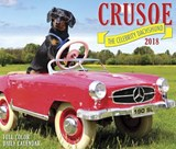Crusoe the Celebrity Dachshund 2018 Box Calendar | Not Available |