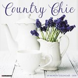 Country Chic 2018 Wall Calendar | Willow Creek Press |