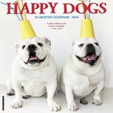 Happy Dogs 2018 Wall Calendar | Willow Creek Press |